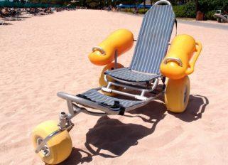 Strand Kørestol